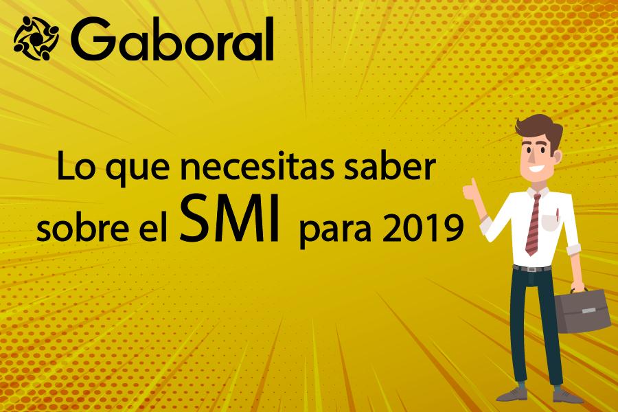Lo que tienes que saber sobre la subida del SMI en 2019