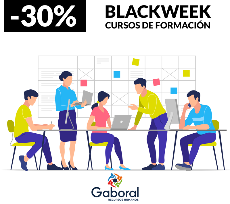 -30% Cursos de Formación Gaboral